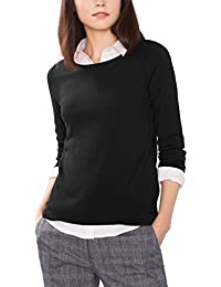 ESPRIT Collection 996eo1i903, Suéter para Mujer
