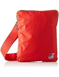 K-Way K-Pocket, Borsa a Mano Unisex Adulto, Rosso (0A4 Red), 2x26x20.5 cm (W x H x L)