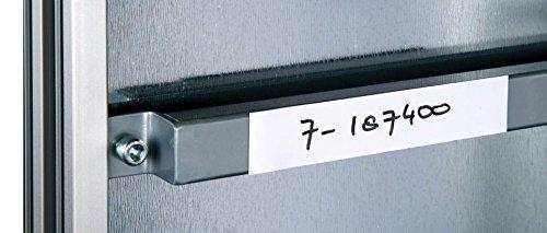 Legamaster 7-187200 Magnetische Etikettenbänder 20 mm x 3 m, Stärke 0.6 mm, weiß