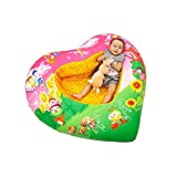 Best Self Inflating Pads - Baby Swimming Pool Lounger, Cartoon Colorful Plush Safety Review