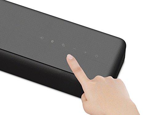 414h9aKK 3L - Sony HT-MT300 Compact Soundbar with Interior Matching Design and Bluetooth, Black