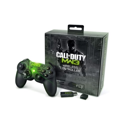 Officially Licensed Call of Duty: Modern Warfare 3 Wireless Controller (PS3) - Limited Edition