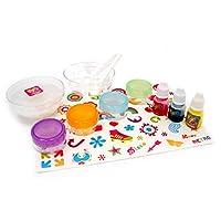 Grafix Make Your Own Lip Balm Kit Girls Activity Set
