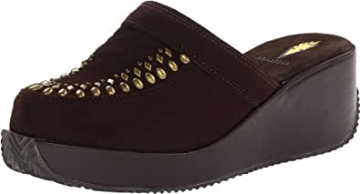 c6cd7e88500 Image Unavailable. Image not available for. Colour  Volatile Women s Evelyn  Clog ...