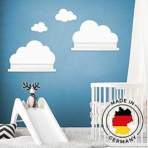 Wandtattoo Kinderzimmer Wolken günstig online kaufen | Dein ...