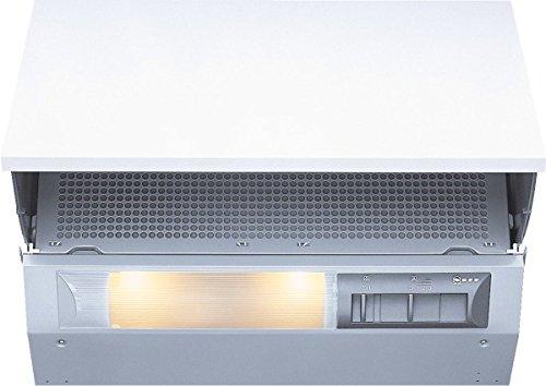 Neff DZM20 (D2624X0)/Zwischenbauhaube/60cm/Edelstahl/Wahlweise Abluft- oder Umluftbetrieb