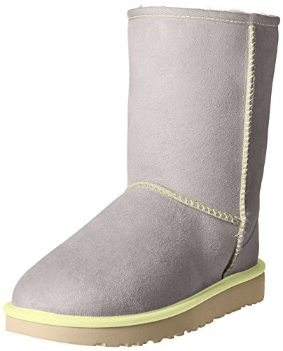 ugg-bottes-classic-short-ii-1016865-neon-pencil-lead-taille36