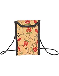 Katha Stich Handmade Mobile Pouch Bag