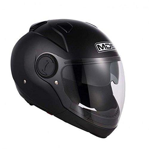 AGV Helmets Sunjet MDS E2205 Multi, color Negro mate, talla XL
