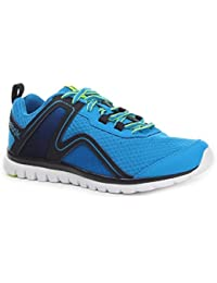 Reebok - CL Leather Fleck - Color: Azul - Size: 45.5 lu56Ix1C