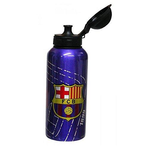 Barcelona F.C. Bouteille en Aluminium Bleu Camp Nou