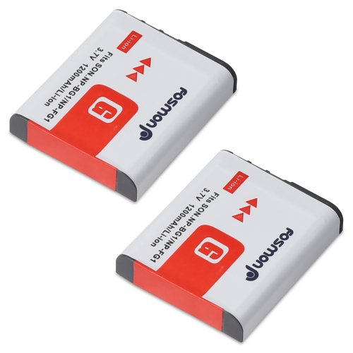 fosmon-replacement-sony-np-fg1-np-bg1-37v-1400-mah-high-capacity-replacement-rechargeable-li-on-type