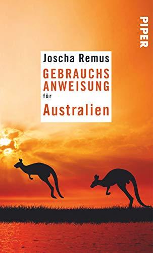 Gebrauchsanweisung für Australien