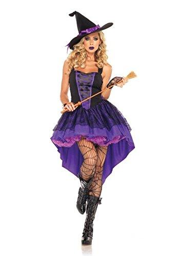 DLucc Sexy Teufel ausgestattet Uniformversuchung Hexenkleid Cosplay erwachsenen Halloween Kostüme Damen bar ds , xxl
