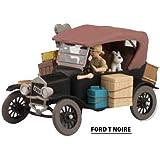 Tim und Struppi Tintin Figur Ford T, ca. 9cm