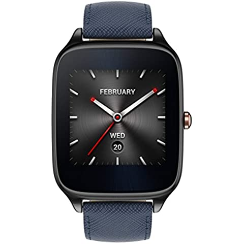 Asus Zenwatch 2 WI501Q Orologio, Touchscreen, Qualcomm Snapdragon 400, 4