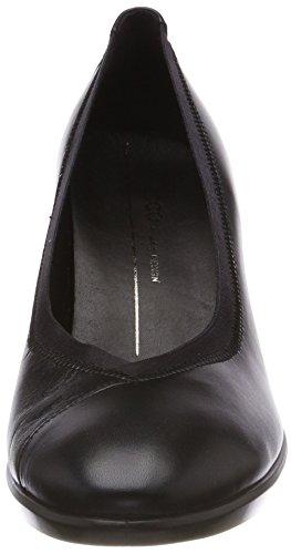 Ecco Damen Shape 55 Plateau Stack Pumps Schwarz (Black)