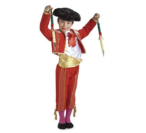 Imagen de disfraz de torero para niños