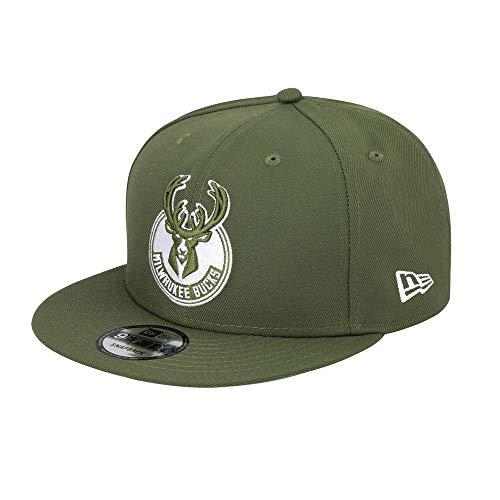 New Era NBA Milwaukee Bucks Exclusive Game 9FIFTY Snapback Cap Buck Cap