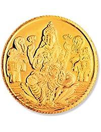 Joyalukkas 22k (916) 8 gm BIS Hallmarked Yellow Gold Precious Coin
