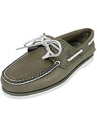 d2631c50773 Amazon.co.uk  Green - Boat Shoes   Men s Shoes  Shoes   Bags