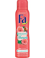 Fa Paradise Moments Deospray, 6er Pack (6 x 150 ml)