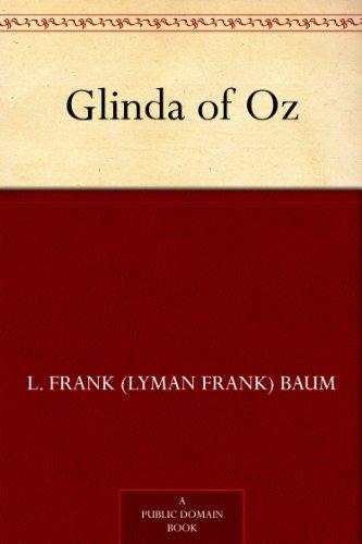 Glinda of Oz (Oz Series Book 14) (English Edition)