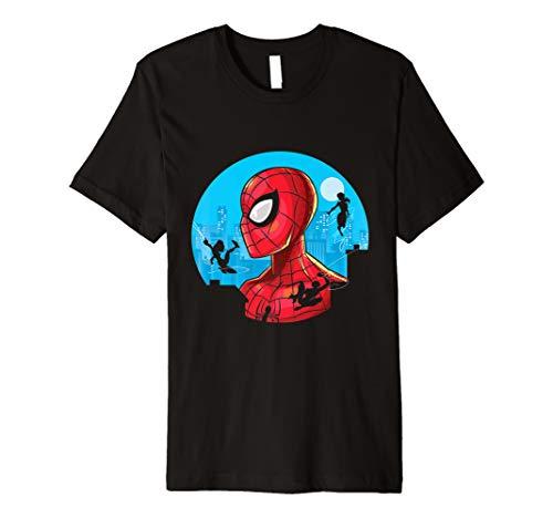 Marvel Spider-Man Spider-Gwen and Spider-Girl T-Shirt