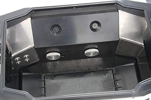 Preisvergleich Produktbild HEPCO & BECKER Kofferträger Cutout F 750 GS ab 2018