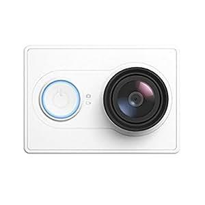 Xiaomi Yi Action Sport Camera WiFi 16MP 1080P 155° Wide Lens Diving Sports DV Camera recorder - Version Basic - White