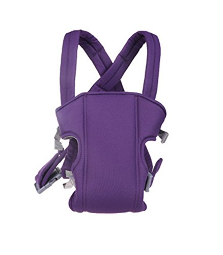 Preisvergleich Produktbild OurKosmos® Ultra Ventilate 3 in 1 Babytrage Soft-Baby-Förder vorne Rucksack für 3 Monate bis 16 Monate Baby / Kind (lila)