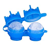 PRO-MART DAZZ Jumbo Ice Ball Maker - Blue