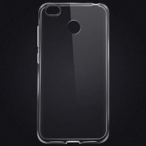Nlkfgiujhri TPU-Mobiltelefon-Abdeckung, 2 Stück transparenter super dünner Handy-Fall-Fallproof-Schutz, für Xiaomi REDMI 4X (Color : -, Size : -)