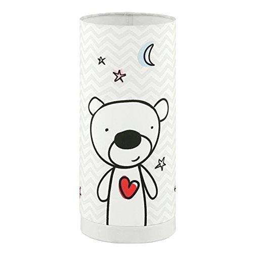 Derriere la Porte Lampe Leuchte Bär Kinderzimmer - Josephine tout doux (Mandel-leuchten)
