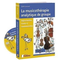 La Musicotherapie Analytique de Groupe par Lecourt E.