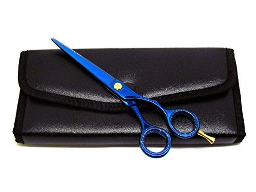 professional-hair-dressing-barber-scissors-hair-scissors-60-titaium-blue-hair-scissors