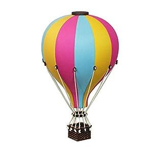 DEKORATIVER BALLON 3 FARBEN – EISCREME, Farbig Ein Geschenk für ein Kind, Dekorationen für Kinder, Raumdekoration…