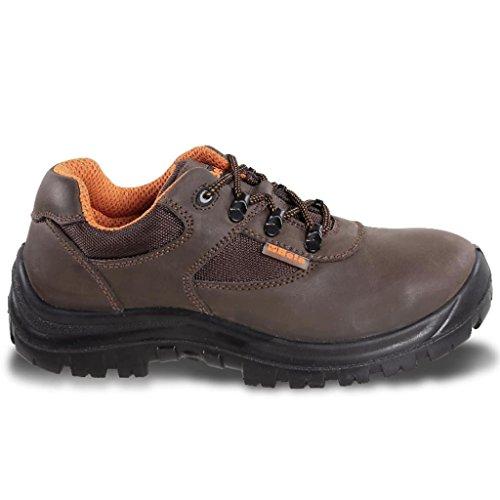 Beta Tools 7235B 43-Sapatos Action Em Pele Nubuck