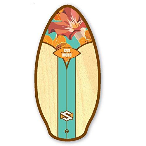 Skimboard SkimOne 41 105cm San Diego surfbrett strandbrett