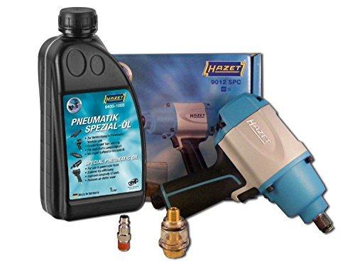 Preisvergleich Produktbild Hazet 9012 SPC Schlagschrauber + Mini-Öler + Spezialöl 1 Liter