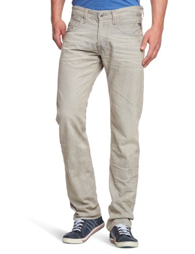 Replay Jeans uomo, 010light grey, 32/34