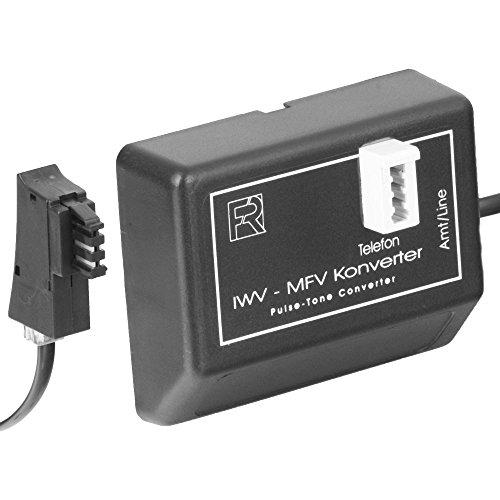 Reiner 120080 IWF/MFV Konverter ohne Netzteil (Netzteil-konverter)