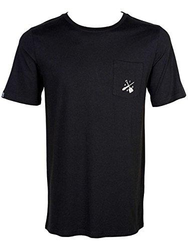 Nitro Snowboards Death Squad S/S T Shirt, Herren, Schwarz, L Preisvergleich