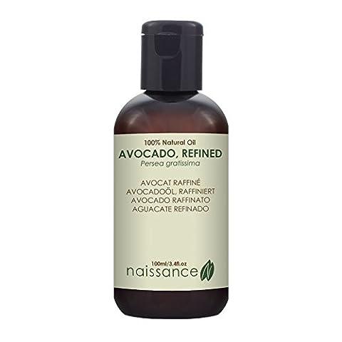 Naissance Refined Avocado Oil 100ml 100% Pure