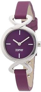 Esprit Damen-Armbanduhr XS fontana soft Analog Quarz Leder ES106272004