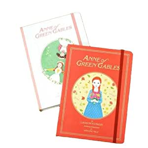 Anne of Green Gables 2014New non daté Journal Agenda [Rose Corail] -monthly Planning hebdomadaire datebook (13x 18x 1,6cm)