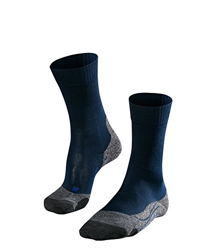 Falke TK2 Cool Chaussettes de Trekking Homme Marine, FR : XL (Taille Fabricant : 46-48)