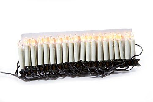heitmann deco 90626 schaftlichterkette lichterkette weihnachtsbaumbeleuchtung f r innen und. Black Bedroom Furniture Sets. Home Design Ideas