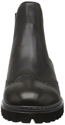 Tamaris 254, Bottes Chelsea Femme Gris (Graphite 206)
