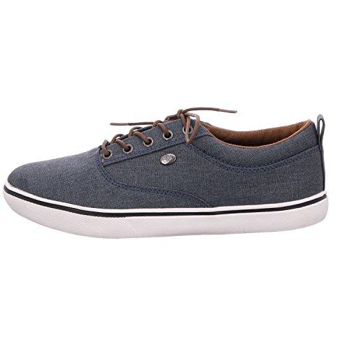 GEKA Unisex-Erwachsene Laredo Sneaker Grau (Anthrazit/Braun Anthrazit/Braun)